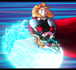 BY THE POWER OF THOR by Splattery