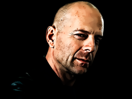 Bruce Willis Once More by donvito62