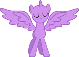 Base: Alicorn Mode Activated by FrozenStrike