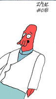 Zoidberg Challenge Day 18 by SickSean