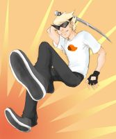 Dirk Strider by Admantius