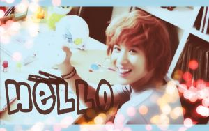 SHINee-Taemin Hello wallies by yidmilan
