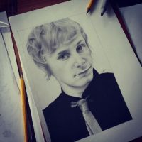 Dom Howard by TheNinjaHermit