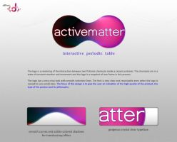 Active Matter Logo by vijay-dffrnt