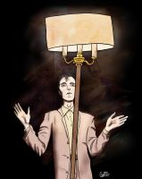 David + Lamp by comfortcomfort