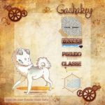 Gashakey - Lilial Reference Sheet '12 by Floeur
