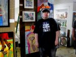 Drew Schermick Art One Gallery 02-26-15 by drewschermick
