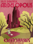 Visit Beautiful Ardelopolis by Peercrane