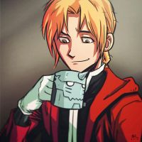 Mugshot Monday: The Fullmetal Alchemist by AndrewKwan