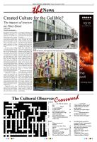 The Cultural Observer Page 3 by MacIomhair