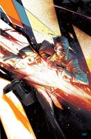 ROCHE LIMIT Variant Issue 1:. Color by ChrisVisions