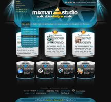 Mixman Studio v1.0 by nonlin3 by webgraphix