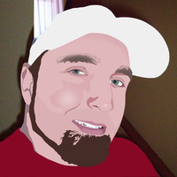 Vector of Me WIP by fireproofgfx
