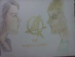 The Hunger Games by itsvirgo24