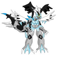 Complete Kyurem - Redone by TR-Rich-Teh-Devil