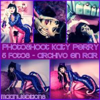 Photoshoot Katy Perry by manuudomatica