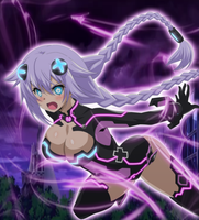 System Halted - Planeptune Rising by EverlastingDarkness5