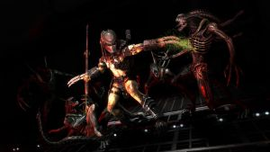 Alien vs. Predator: Defiance by Verulo