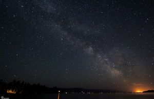 Milky Way by Dugwin
