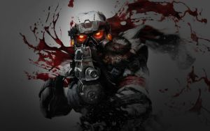 Killzone 3 Wallpaper darker by Mister-X2