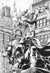 SPIDER-MAN - INK - by EDIANO by Ed-Benes-Studio