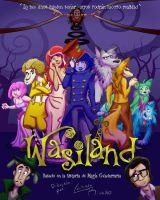 Wasiland Poster by LarissaRivero