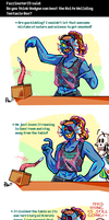 Undertale ask blog: the story continues by JimPAVLICA