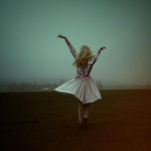 fade out  by indiae - Air photograph-