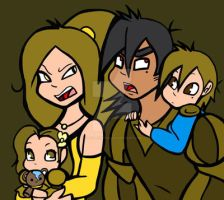 DG.:Family time:. by bleuberry109