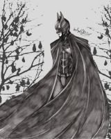 The Dark Knight by MaverickTears