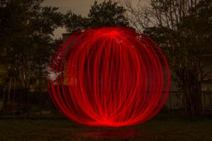 Red Orb 2 by 904PhotoPhactory