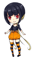 Chibi Willow by DeathatSunrise