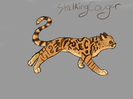 Stalkingcougar by DrappingMalice
