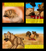 Tale of the Crying Hyena- Page 3 by SanjanaStone