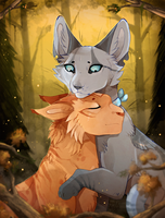 We can sit and pass the time by MapleSpyder