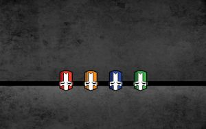 Castle Crashers Wallpaper by pacalin