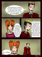 Diary of princess: page 43 by G3N3