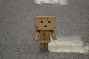 It's Danbo by Gobbistar