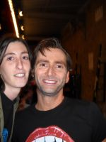 David Tennant and me by Belegilgalad