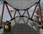 Jurassic Park Pteranodon Aviary by OniPunisher