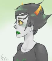 Kanaya Sexy Bitch by vanush07