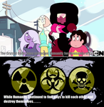 Steven Universe: The Cruelest of Ironies by AceNos