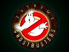 Extreme Ghostbusters Logo by zentron