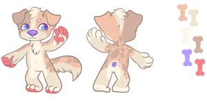 Dog adopt! (OPEN!) by IMonsterDrool