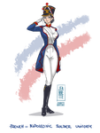 Napoleonic Robin by Jeannette11