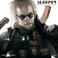 SLEEPER-Orphans of the Cold War-Mercenary#1 by mlappas