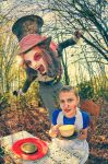 The Rude Hatter 2 by newspin