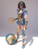 Urania, muse of Astronomy by argenta2008