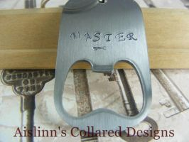 Master Keychain Bottle Opener by aislinnscollared
