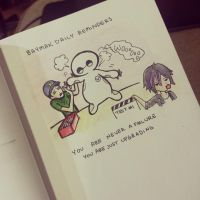 BAYMAX DAILY REMINDERS: You are Upgrading by peore